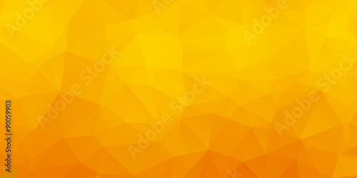 Fototapeta triangles background