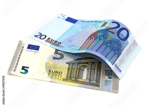 Poster 25 Euro