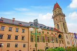 Fototapety Town hall of Passau, Germany