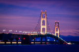 Mackinac Bridge Twilight - 90150764