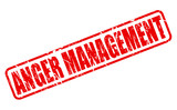 ANGER MANAGEMENT red stamp text