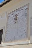 Meridiana presso la Certosa di Trisulti - Collepardo - Frosinone - Lazio - Italia poster