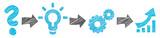 scribble concept success - 90241958