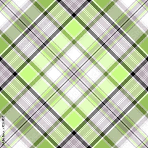 zielony-wzor-xadrez