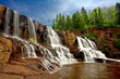 Gooseberry Falls in Summer