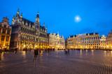 Fototapety Grand Place Belgium