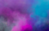 Fototapety Cloud Coloured powder