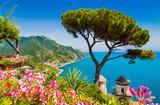 Fototapety Amalfi Coast, Campania, Italy
