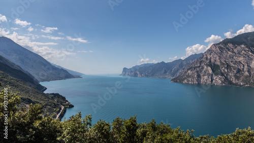Panel Szklany Lago di Garda