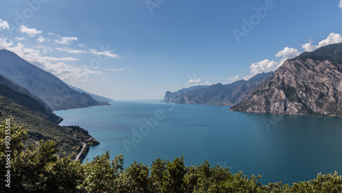 Fototapeta Lago di Garda