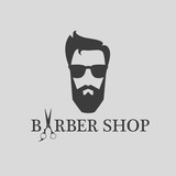 design concept of the logo, badge, label, on Barbershop men