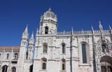 Jeronimo monastery in Lisbon