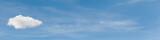 blue sky cloud banner - Fine Art prints