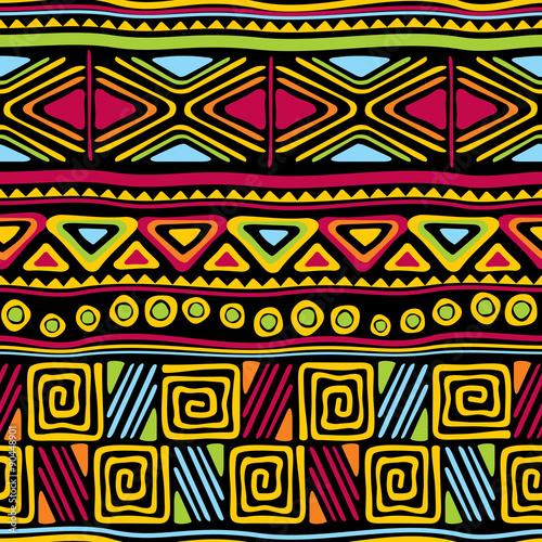 Materiał do szycia African bezszwowe