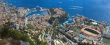 the rock the city of principaute of monaco and monte carlo