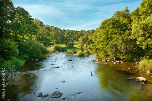Papiers peints Piscine River landscape