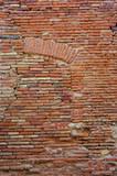 Fototapety Lisle-sur-Tarn - Briques et colombages
