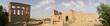 philae temple panoramic