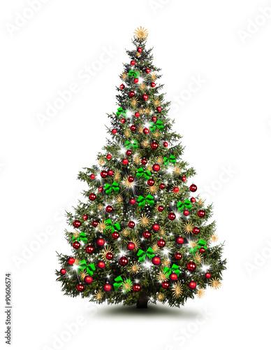 gamesageddon christbaum geschm ckt lizenzfreie fotos vektoren und videos kaufen und verkaufen. Black Bedroom Furniture Sets. Home Design Ideas