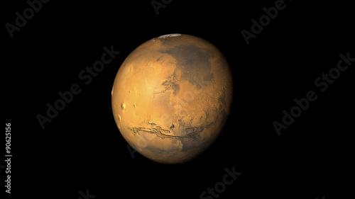 Poster Nasa Mars