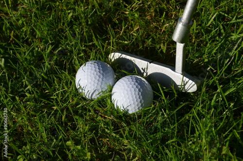 Poster Golf