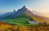 Fototapety Dolomites landscape