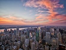 Nova Iorque sunset