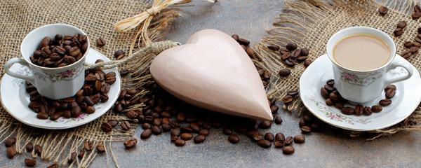 Kaffee mit Herz © racamani