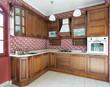 Detaily fotografie Apartment interior - kitchen area