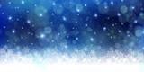 雪 光 背景 - 90794136