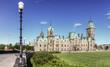Canada's Parliament Buiding in Ottawa