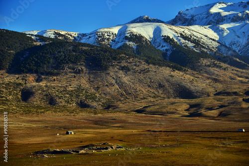Poster Manzara / Landscape