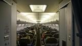 Por dentro de um avião