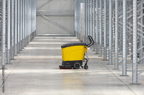 Cleaning Warehouse