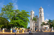 Cathedral of San Ildefonso Merida capital of Yucatan Mexico