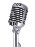klasický mikrofon