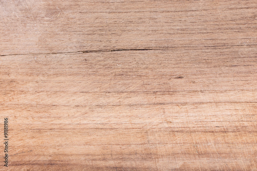 Tuinposter Hout wood board weathered with scratch texture background