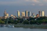Fototapety Warszawa, panorama