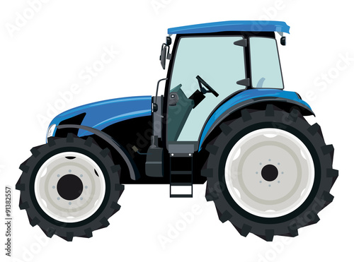 Poster Tractor