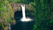 Rainbow Falls in Hilo on the Big Island of Hawaii