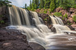 Middle Falls at Gooseberry Falls State Park 2