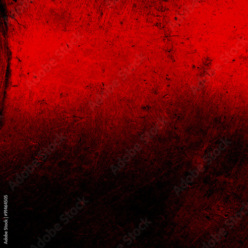 fototapeta na ścianę Grunge red background