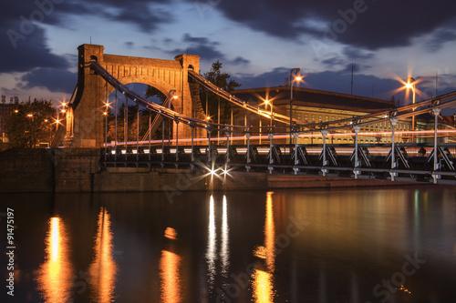 Zdjęcia na płótnie, fototapety na wymiar, obrazy na ścianę : Most