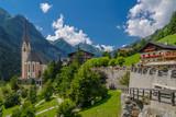 Heiligenblut village am Grossglockner in Hohe Tauern National Park, Austria - 91515143