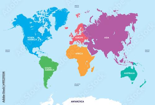 kontynenty-swiata-mapa