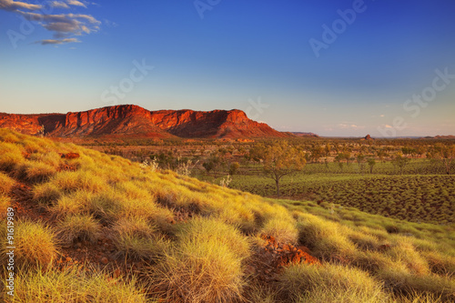 obraz PCV Australian landscape in Purnululu NP, Western Australia