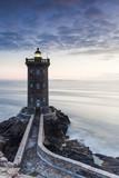 Kermorvan Leuchtturm in der Bretagne