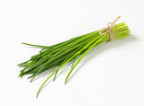 Bunch of fresh chives - 91646582