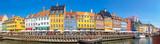 Fototapety Copenhagen, Nyhavn