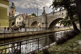 Fototapety St. John Bridge in Klodzko. One of the most important monuments of the Lower Silesia